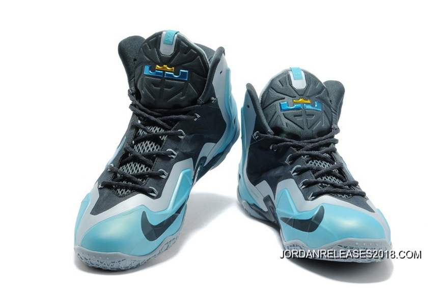 info for 088bb 83233 Nike LeBron 11 Armory Slate Gamma Blue-Light Armory Blue 2018 New Year Deals