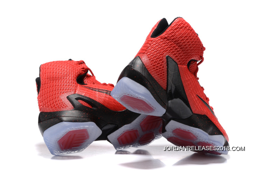 "fb811a0d7e69 2018 For Sale Nike LeBron 13 Elite ""University Red"""
