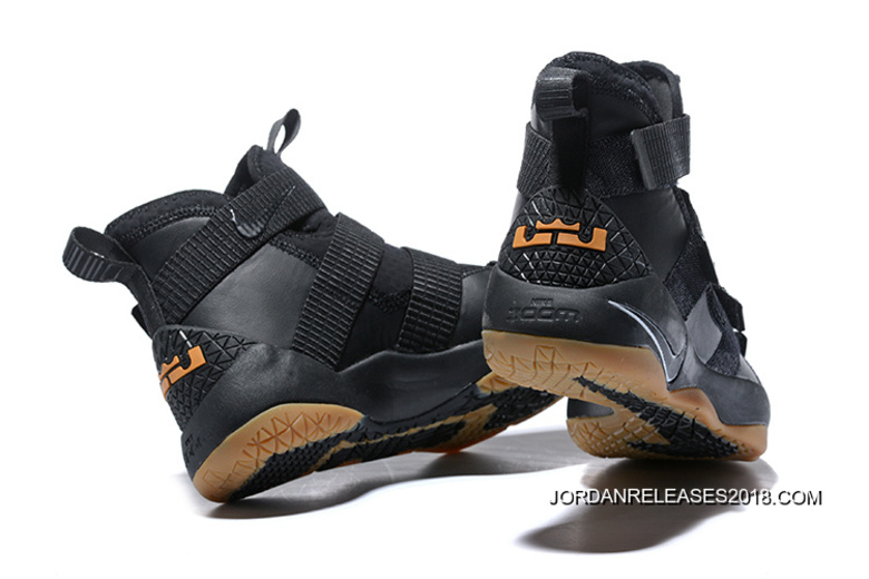 "ec493b9225b Nike LeBron Soldier 11 ""Black Gum"" 2018 Super Deals"