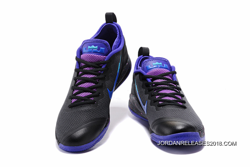 """d26fef1f4c5c 2018 Top Deals Nike LeBron Zoom Witness 2 """"Flip The Switch"""" Basketball Shoes"""