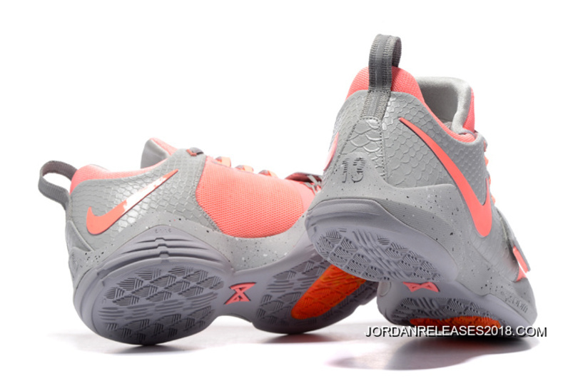 aa86cc4968 Nike Zoom PG 1 Grey Pink 2018 Free Shipping, Price: $92.19 - New ...