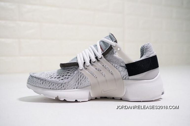 separation shoes 9023c 33adf Outlet Men OFF-WHITE X Nike Air Presto Running Shoe SKU1487-302