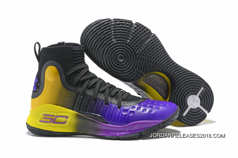ac56e34dd116 ... france under armour curry 4 black purple yellow 2018 new style 75dda  6a864